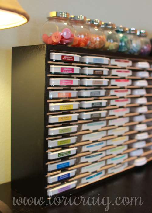 Painting Office Storage Tutorial Make a Difference